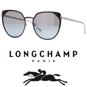 Longchamp • Oversized Sunglasses • NIB